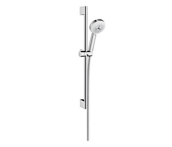Hansgrohe Crometta 100 Multi EcoSmart 9 l/min shower set 0.65 m by Hansgrohe | Shower taps / mixers