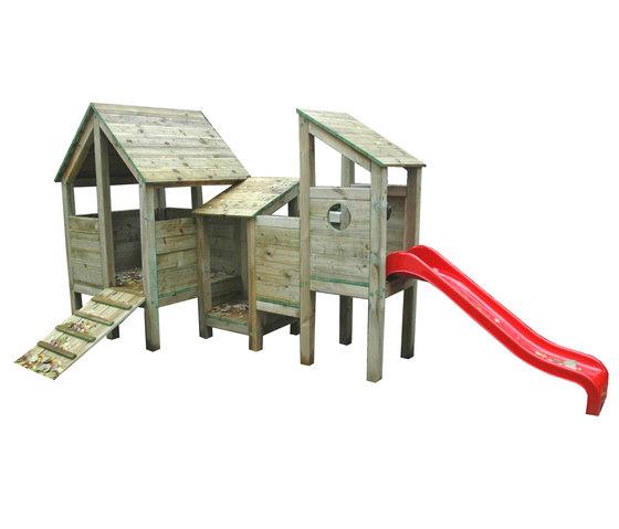 Zwergenburg by De Breuyn   Playground equipment