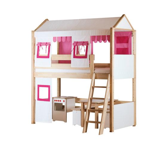 City high play bed de De Breuyn   Camas de niños / Literas