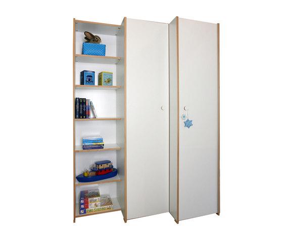 Cabinet Combination DBC-15 di De Breuyn | Armadi per bambini