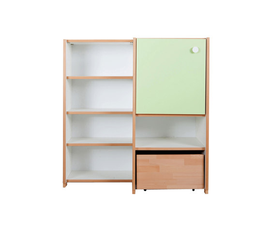 Cabinet Combination di De Breuyn | Armadi per bambini