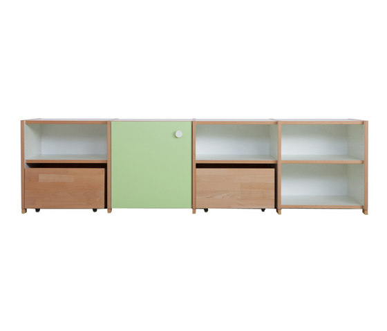 Cabinet Combination DBC-50 di De Breuyn | Armadi per bambini
