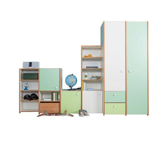 Module armoire de De Breuyn | Armoires/étagères pour enfants