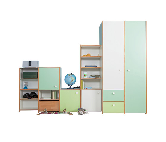 Cabinet Combination de De Breuyn | Muebles de almacenaje