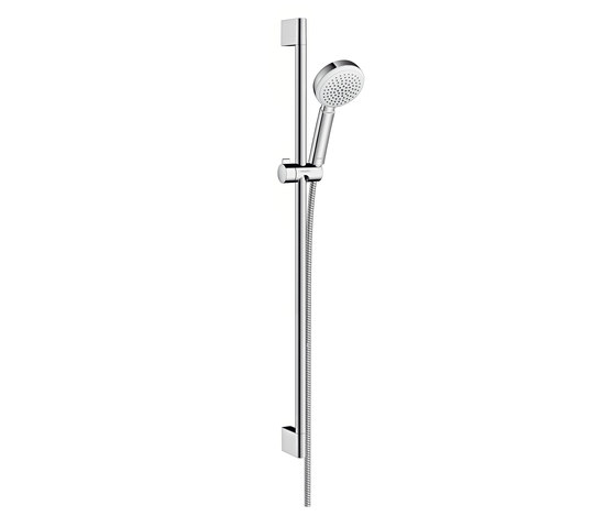 Hansgrohe Crometta 100 1jet Shower Set 0.90 m by Hansgrohe   Shower taps / mixers