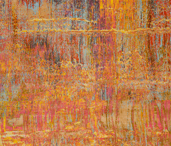 Artwork 17 by Jan Kath   Rugs