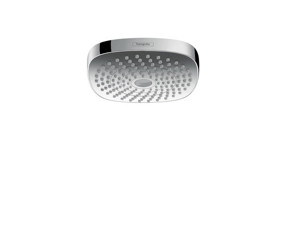 hansgrohe Croma Select E 180 2jet overhead shower by Hansgrohe | Shower controls