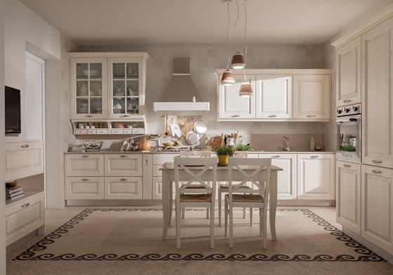 Memory cucine parete veneta cucine architonic - Cucine a parete ...