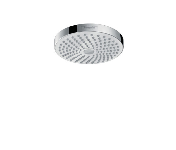 hansgrohe Croma Select S 180 2jet overhead shower EcoSmart 9 l/min by Hansgrohe | Shower controls