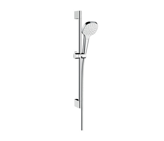 hansgrohe Croma Select E 1jet shower set 0.65 m by Hansgrohe | Shower taps / mixers
