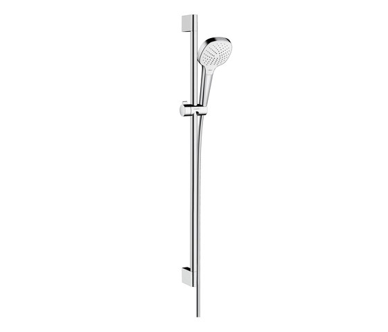 Hansgrohe Croma Select E Vario EcoSmart 9l/min shower set 0.90m by Hansgrohe | Shower taps / mixers
