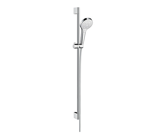 hansgrohe Croma Select S Multi EcoSmart 9 l/min shower set 0.90 m by Hansgrohe | Shower taps / mixers