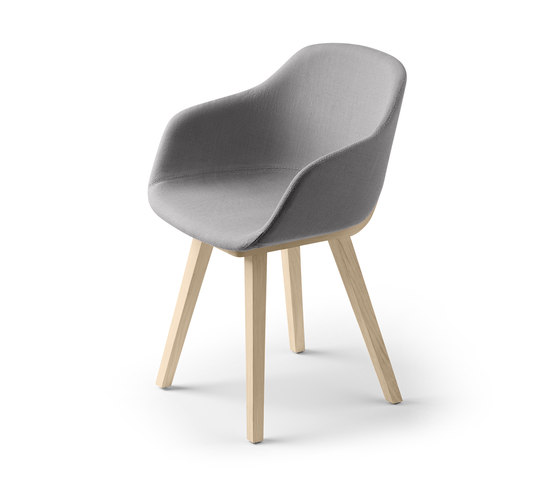 Kuskoa Bi Chair de Alki | Sillas