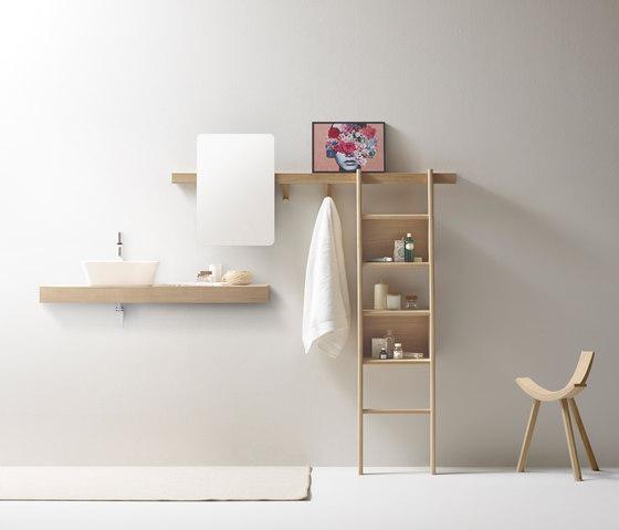 Zutik by Alki | Bath shelving