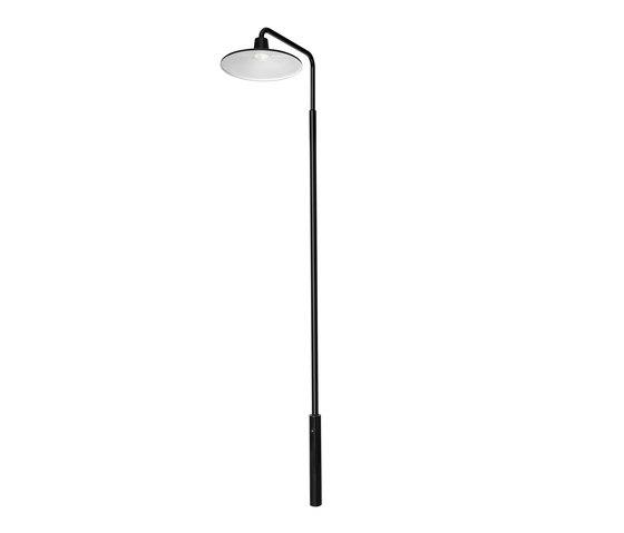 GA344 pole by Blond Belysning | Street lights