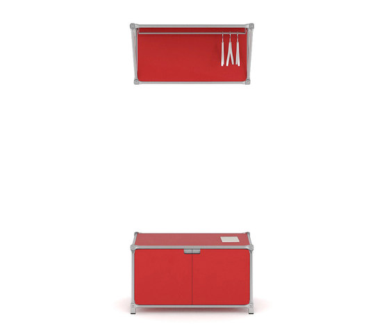Garderobe 17897 by System 180 | Freestanding wardrobes