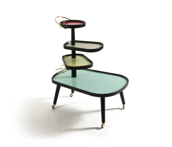 Sushi Kart by Colé | Side tables