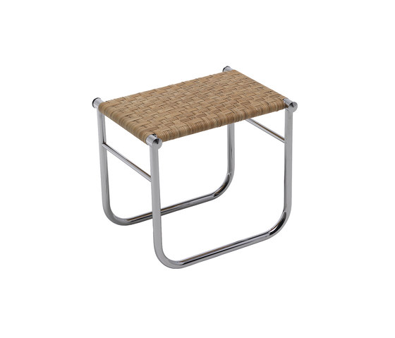 LC9 indian cane by Cassina | Bath stools / benches
