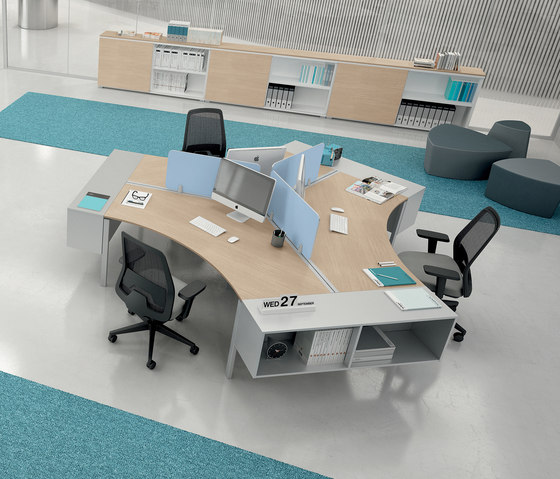 DV802 by DVO | Desking systems