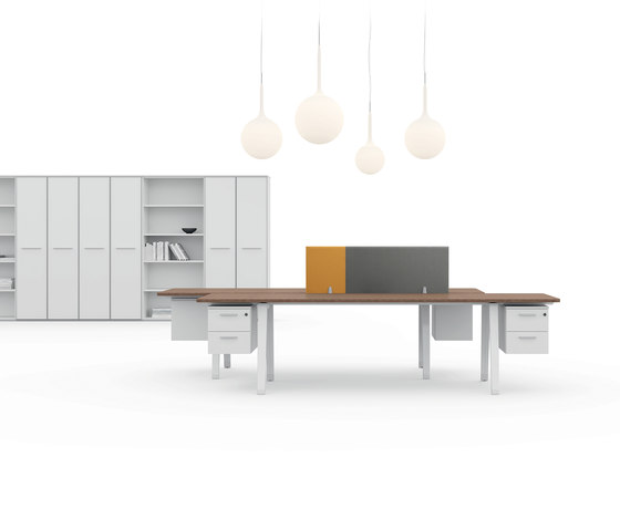 DV804-E-Place 04 by DVO | Desking systems