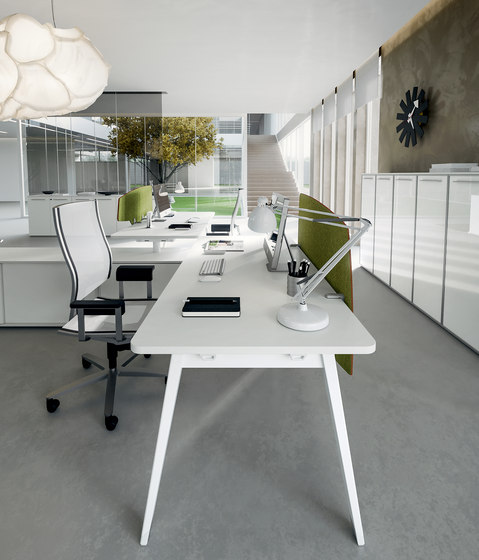 DV804-E-Place 05 by DVO | Desking systems