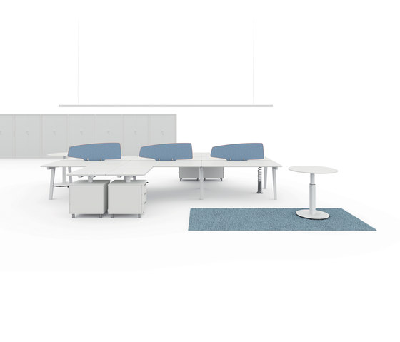 DV804-E-Place 07 by DVO | Desking systems