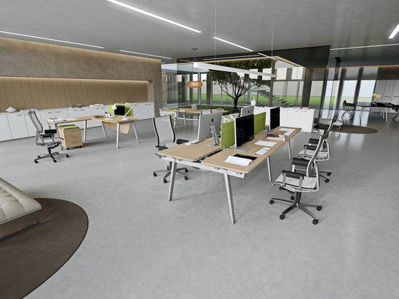DV804-E-Place 08 by DVO | Desking systems