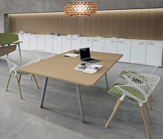 DV804-E-Place 08 by DVO | Meeting room tables