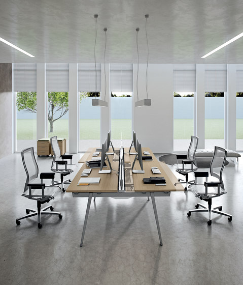 DV804-E-Place 09 by DVO | Desking systems
