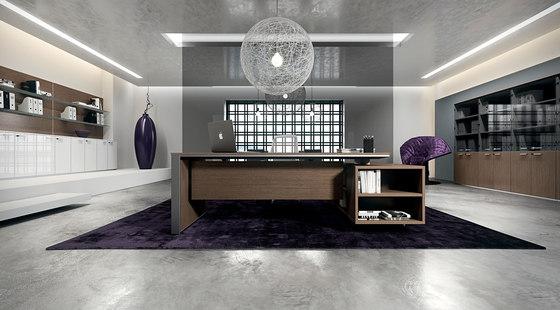 DV902-Planeta 03 by DVO | Individual desks