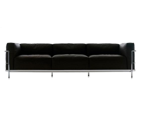 lc3 di cassina divano poltrona m ridienne divano. Black Bedroom Furniture Sets. Home Design Ideas