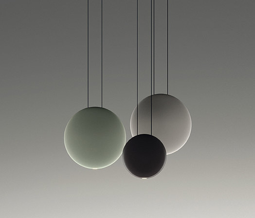 Cosmos 2510 Pendant lamp by Vibia | Suspended lights