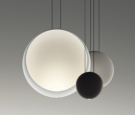 Cosmos 2511 Pendant lamp by Vibia | Suspended lights