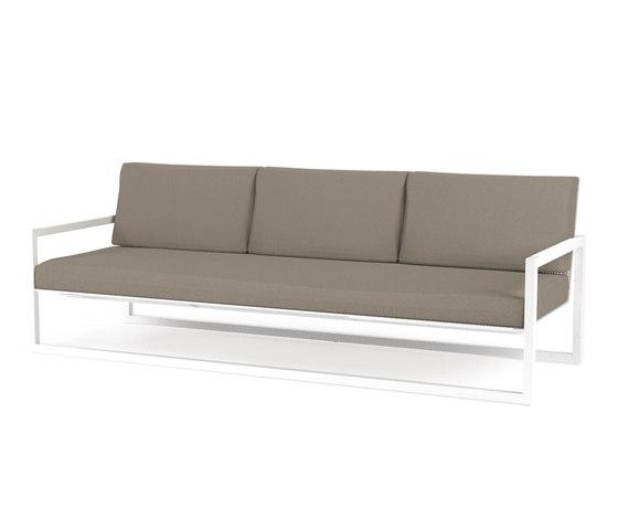 Ninix NNXL 240 T lounge bench by Royal Botania | Sofas