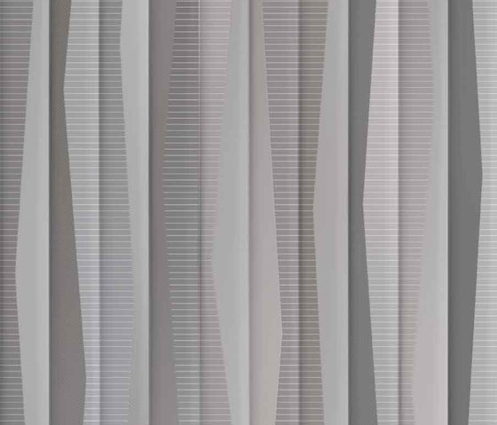 Wave-R Gris de VIVES Cerámica | Baldosas de cerámica