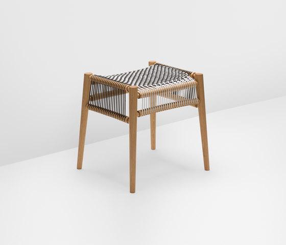 Loom stool de H Furniture | Taburetes