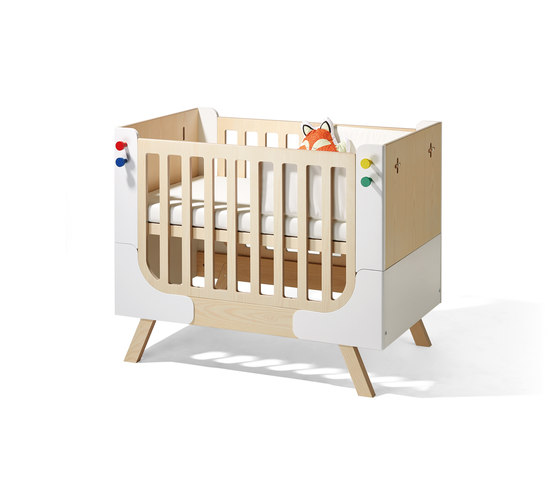 Famille Garage children's bed by Lampert | Infant's beds