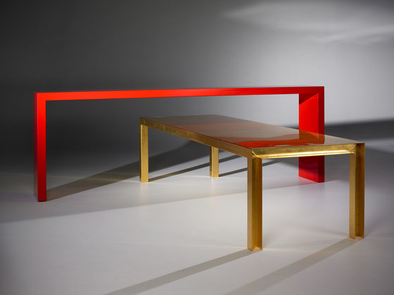 MIDAS B-AR by Colect | Console tables
