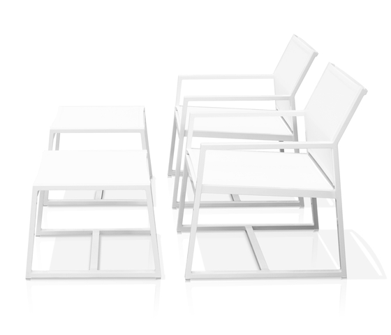 Allux armchair with footrest by Mamagreen   Armchairs