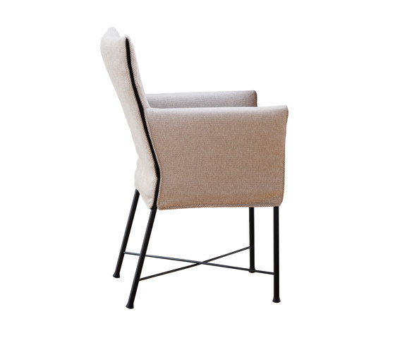 Geraldine by Montis | Visitors chairs / Side chairs