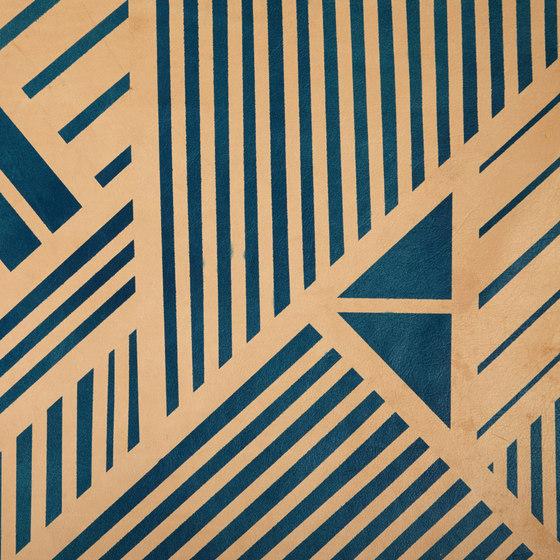 Blue Diamond Rug - Full Hide by AVO | Rugs