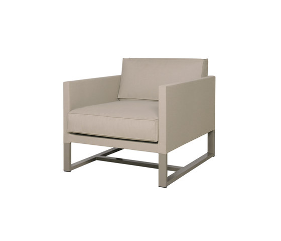 """Mono sofa 1-seater  (4"""" Deeper) by Mamagreen   Armchairs"""