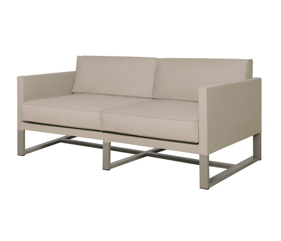 """Mono sofa 2-seater (4"""" Deeper) by Mamagreen 