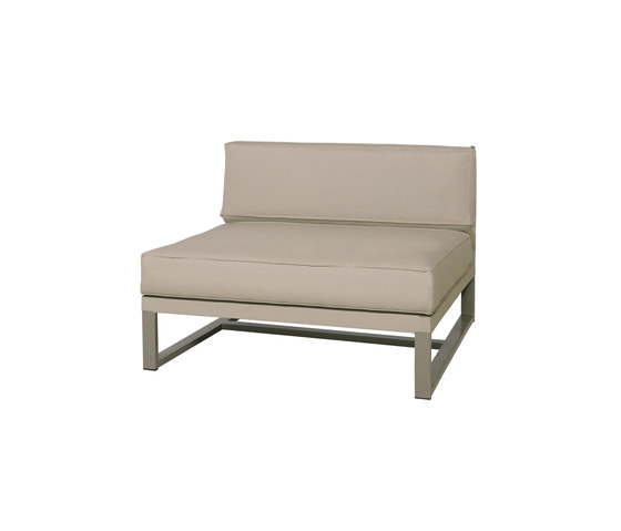 """Mono sectional seat (4"""" Deeper) by Mamagreen   Armchairs"""