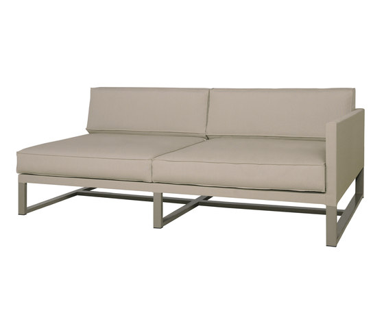 "Mono left hand sectional (4"" Deeper) by Mamagreen 