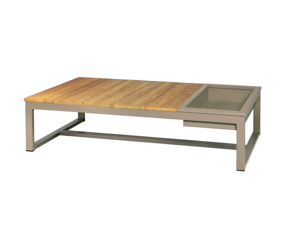 Mono coffee table 150x75 cm with ice bin de Mamagreen | Mesas de centro