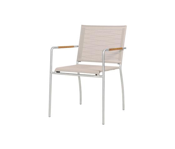 Natun Hemp dining stackable armchair de Mamagreen | Sillas