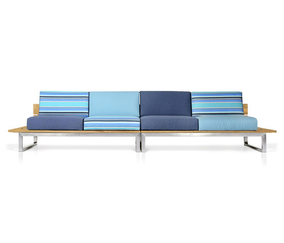 Oko Lounge Combination 1 (no bolster) by Mamagreen | Sofas