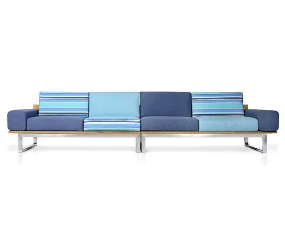 Oko Lounge Combination 1 (with bolster) by Mamagreen | Sofas