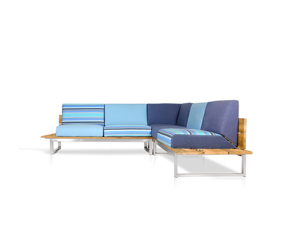 Oko Lounge Combination 2 (no bolster) by Mamagreen   Sofas